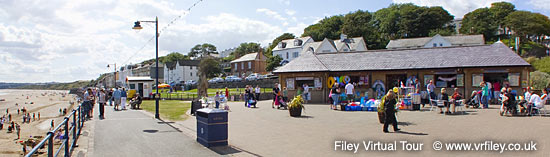 Seafront Filey